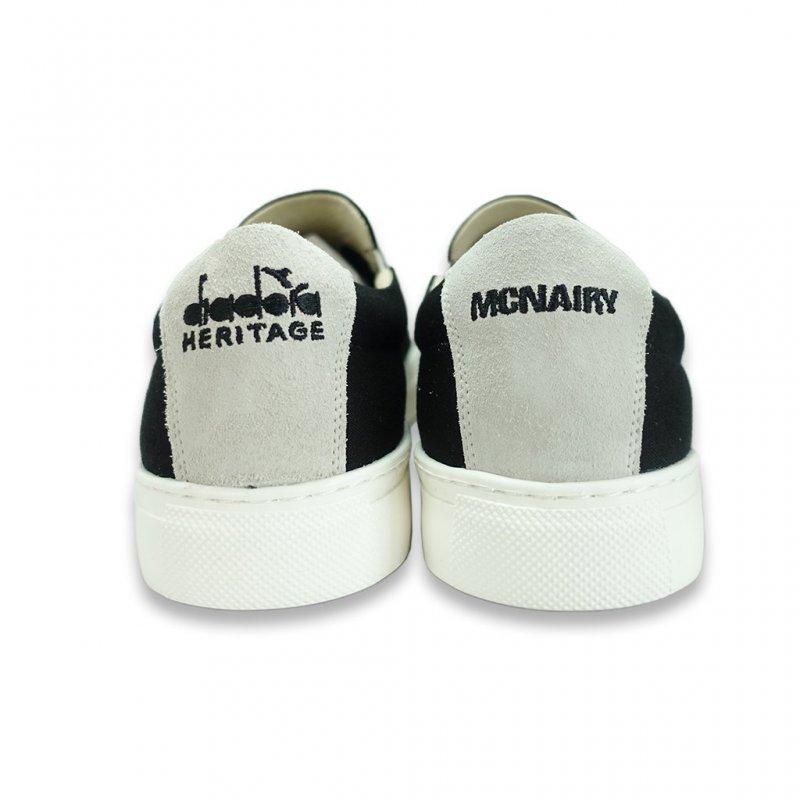 Diadora x Mark McNairy Slip On - Black
