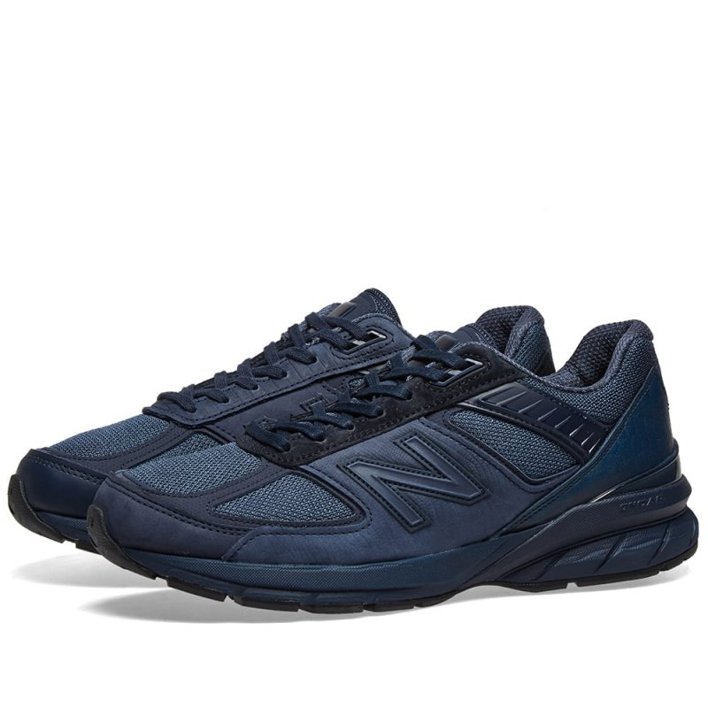 New Balance x Engineered Garments M990EGN5 - Made in USA Navy   END.