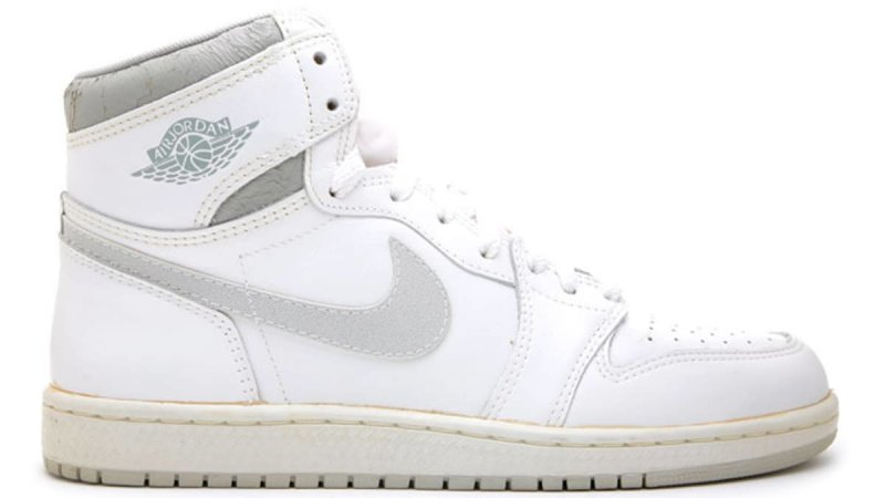 Air Jordan 1 High 85 'White/Neutral Grey' Release Date BQ4422-100 | Sole  Collector