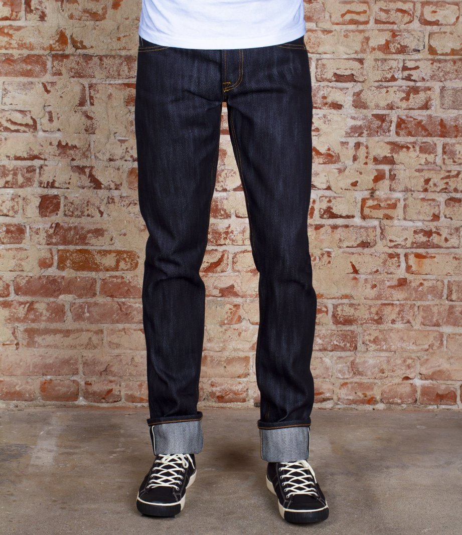 The True Straight 21.5oz Super Heavyweight Selvage - Brave Star Selvage