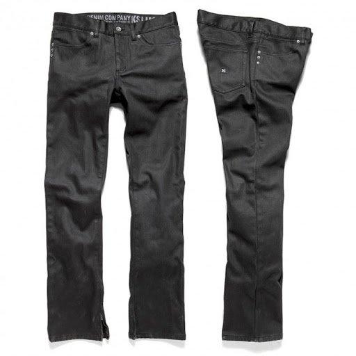 KREW K Slim All Weather jeans Black Wax   Boys » Boys-Pants » Boys-Pants- Jeans @ STREETMARKET.cz   skateshop + streetwear + hip hop shop