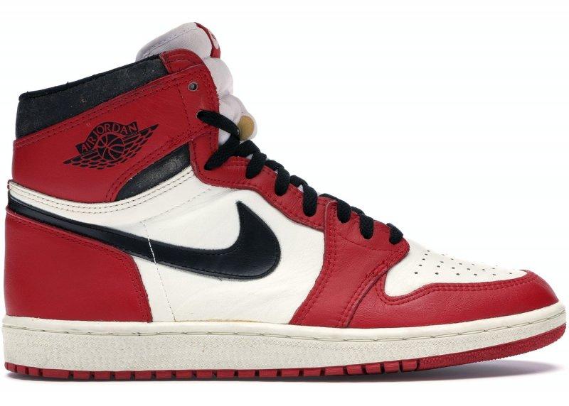 Jordan 1 OG Chicago (1985) - 4280