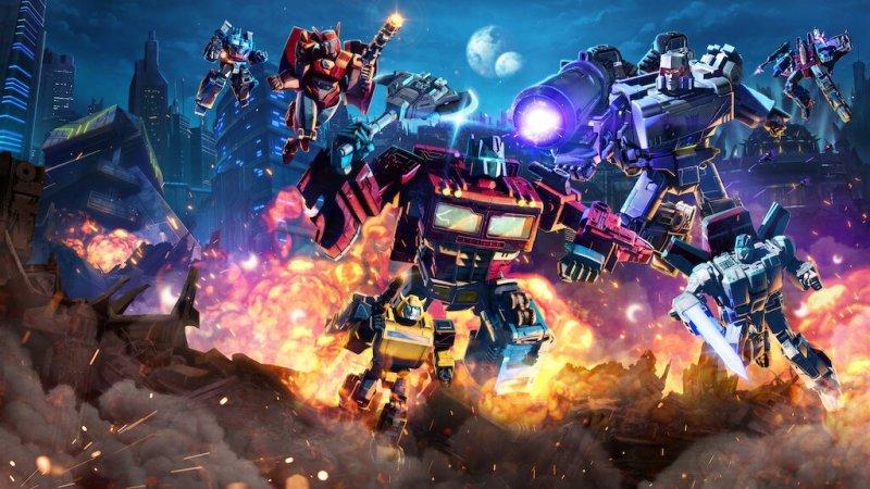 Transformers: War for Cybertron season 2 release date – Siege ...