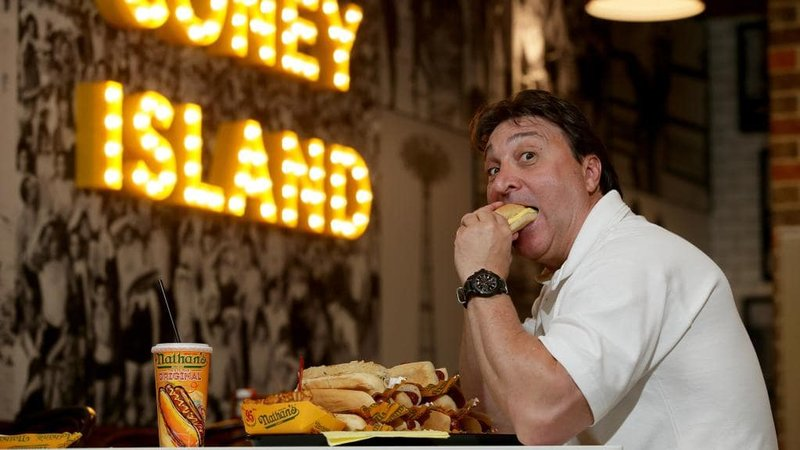 Parramatta's own version of Coney Island's hot dog eating ...