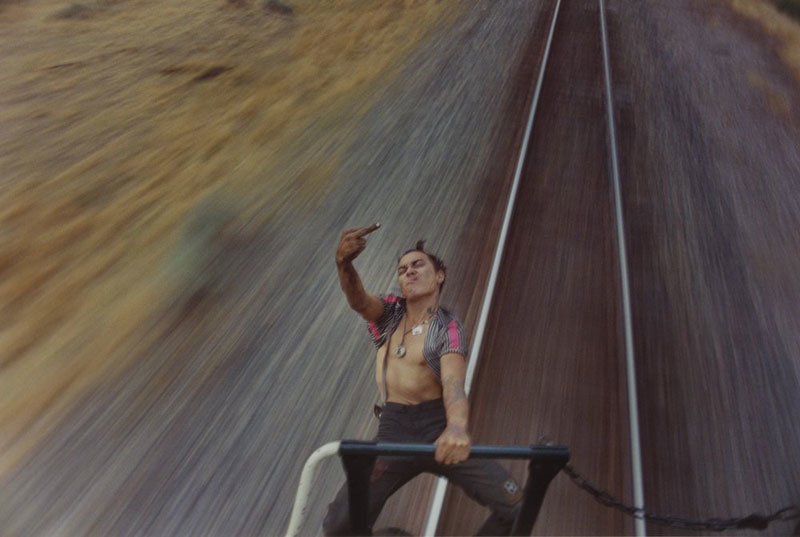 Traveling the US with Freight Train Riders «TwistedSifter