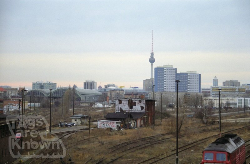 Berlin:Germany 2001-3 Graffiti RCB 3.jpg