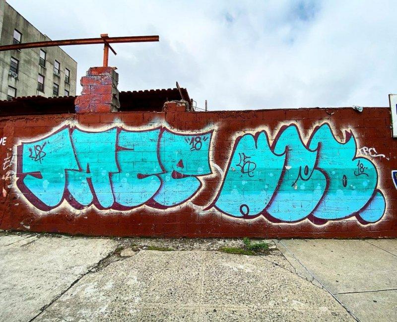 Jaze Neo Graffiti.JPG