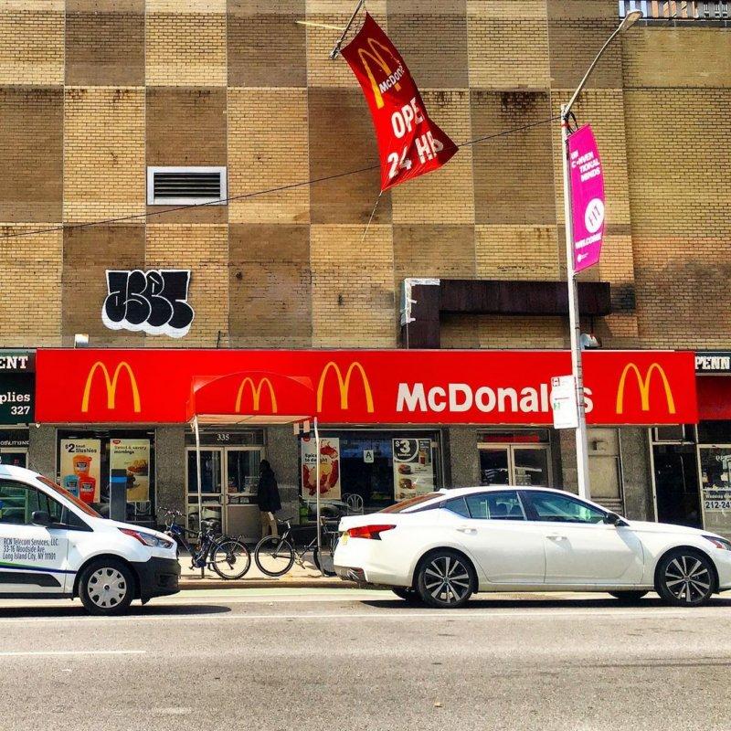 Aser McDonald's Graffiti.JPG