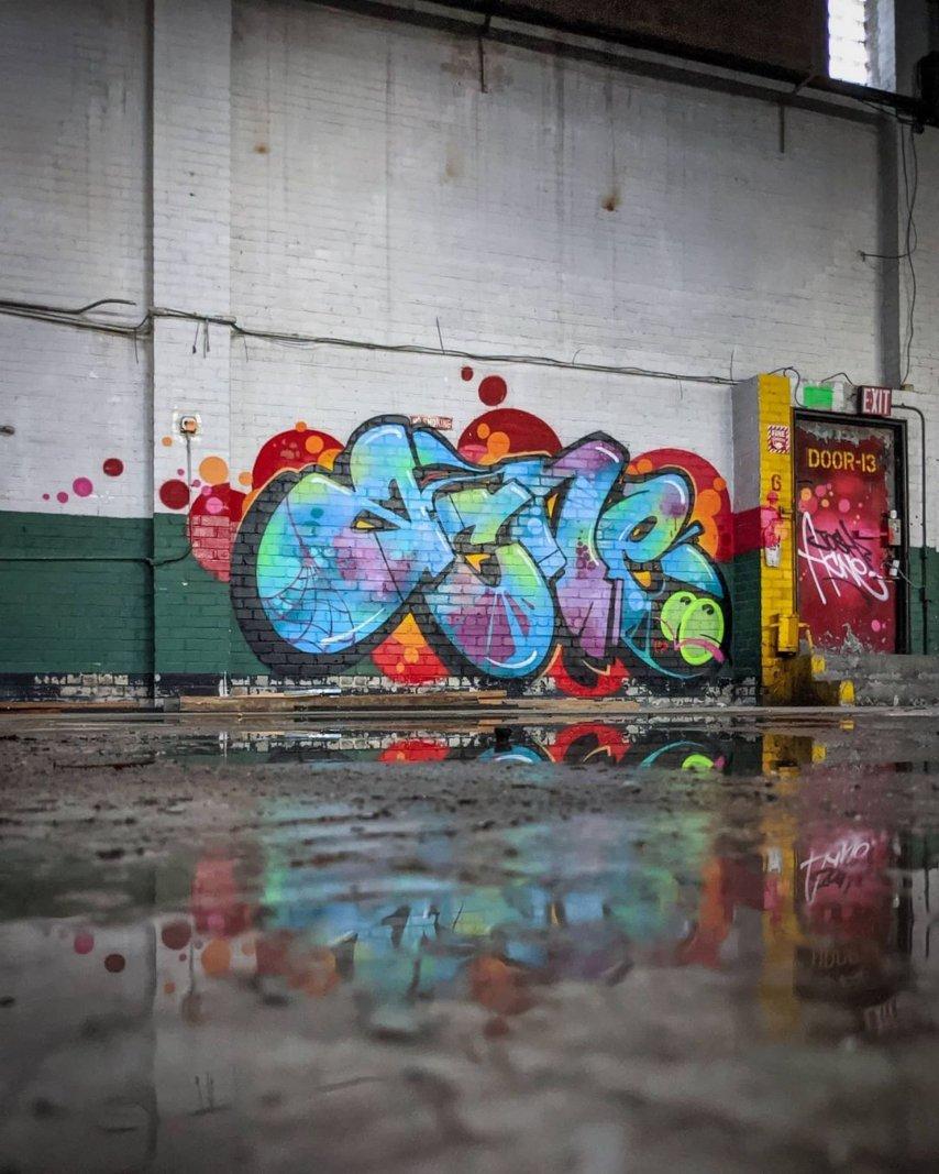 Acne RIP Graffiti.JPG