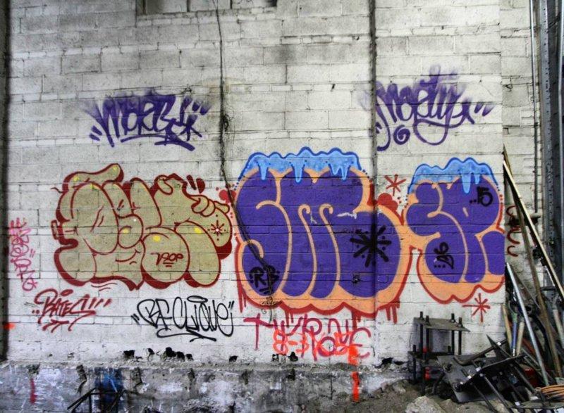 Post SP Snoeman Marty Bates Graffiti.JPG