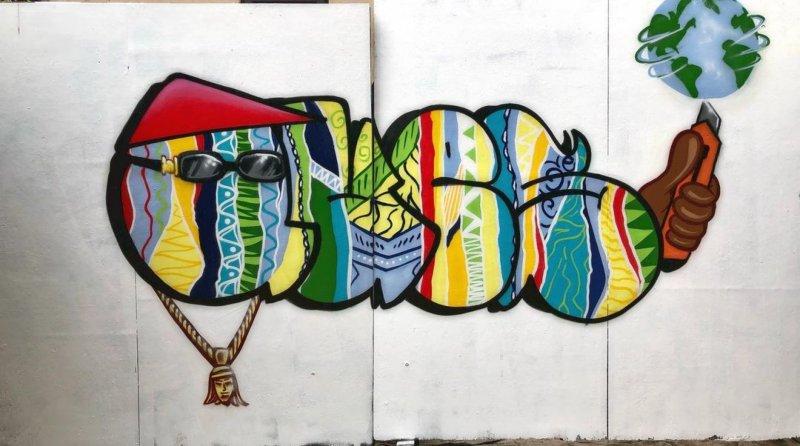 Ques Biggie Smalls Graffiti.JPG